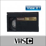 video tape conversion
