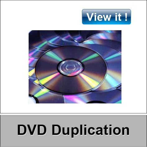 cd dvd duplication