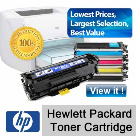 HP toner cartridge refill
