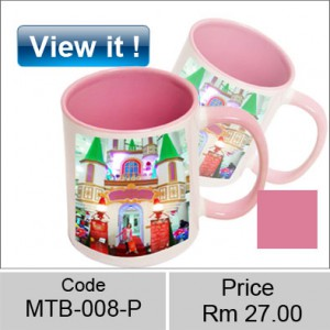 Ceramic Mugs Combination of Colors