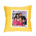 high quality materials yellow color pillow case