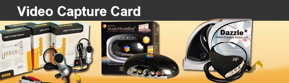 USB Video Capture card