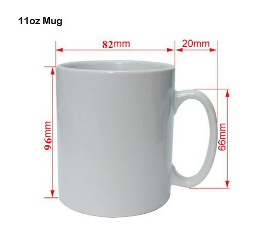 classic c handle grade a white mug. Black Bedroom Furniture Sets. Home Design Ideas