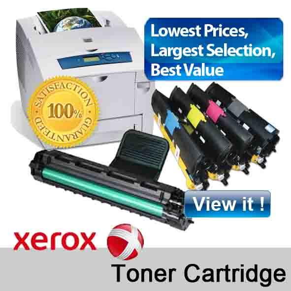 Xerox compatible brand cartridge
