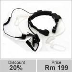 Yanton T005A throat earphone