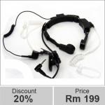 Yanton T005B throat earphone