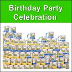High quality birthday party celebration mugs