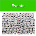 High quality Corporate events mugs