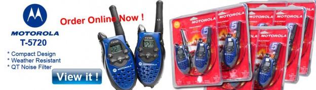Motorola Talkabout T5720
