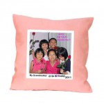 high quality materials pink color pillow case