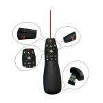 World's most mini wireless presenter laser pointer