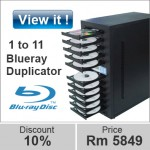 Acard Optical Duplicator Board professional SATA Blu-ray Duplicator