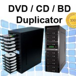 High quality CD/DVD BD duplicator