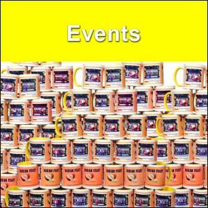 High quality Events mugs
