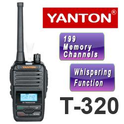 Yanton T-320 walkie talkie Professional