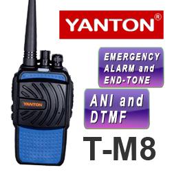 Yanton T-M8 walkie talkie Professional